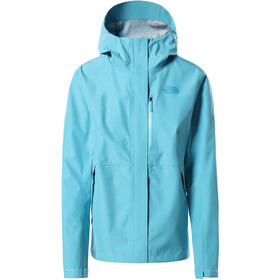 The North Face Dryzzle FutureLight Chaqueta Mujer, maui blue